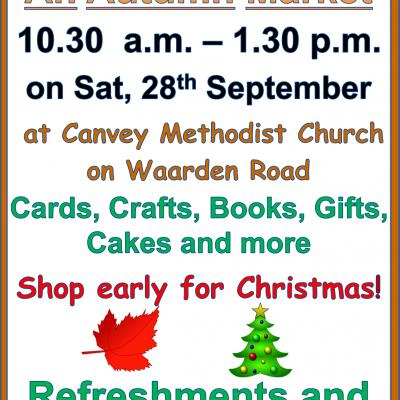 Autumn Market Canvey