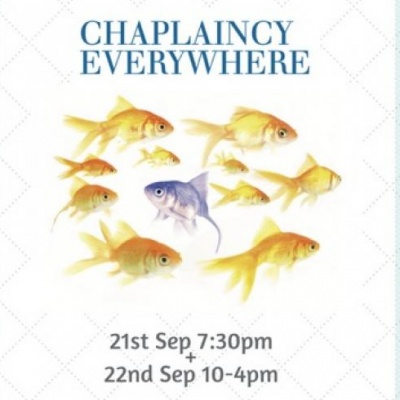 Evening of 21st September 7_30pmand then daytime 22nd September 10-4pmThe Fishermans ChapelNew Rd