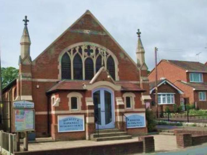Southend & Leigh Methodist Church