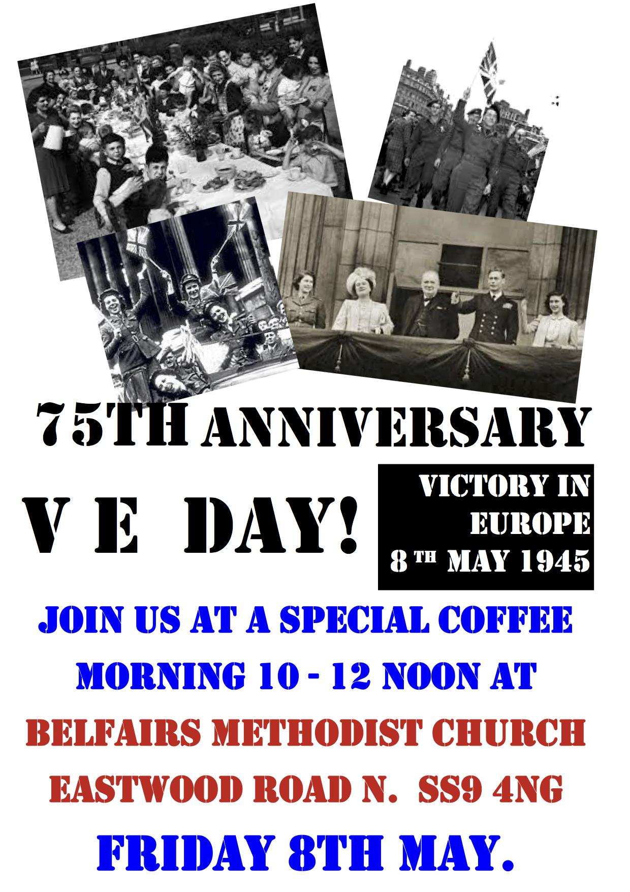 Image: 2020 8th may ve day