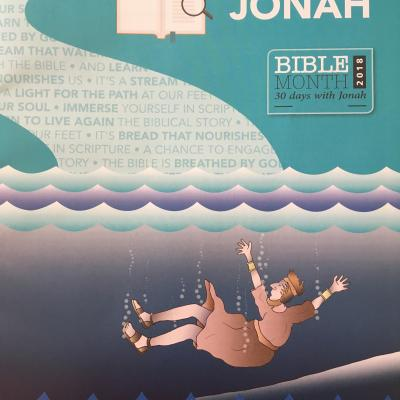 Jonah Bible Month