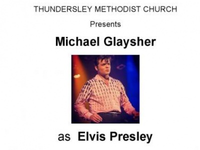 Michael Glaysher as Elvis Presley  poster_000001