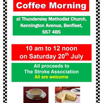 Thundersley Coffee Morning