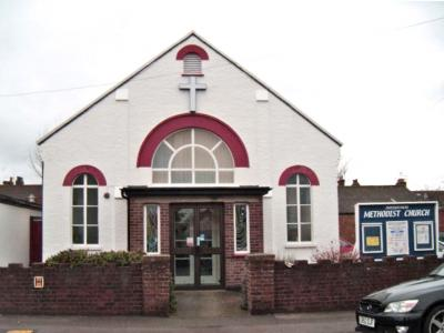 United Methodist Church - Shoebury